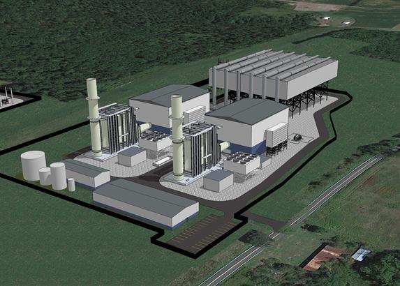Chuẩn bị khởi công Nhà máy điện đồng phát tại Vũng Tàu