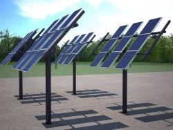Long An hỗ trợ DN sản xuất pin năng lượng mặt trời