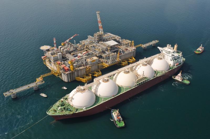 """Nhu cầu nhiên liệu """"quý tộc"""" LNG bắt đầu tăng cao 1"""