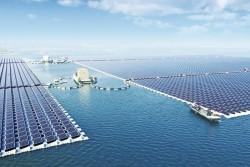 Đề xuất phát triển điện mặt trời trên Sông Đà