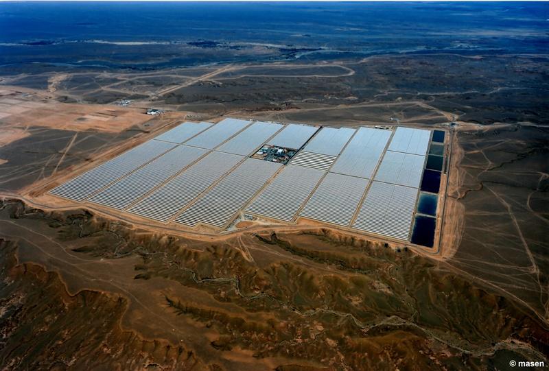 Phát triển điện điện mặt trời ở Morocco, kinh nghiệm cho Việt Nam 1
