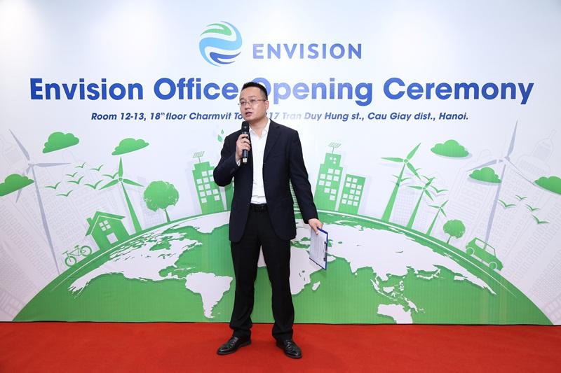 Envision Energy khai trương Văn phòng đại diện tại Việt Nam 3