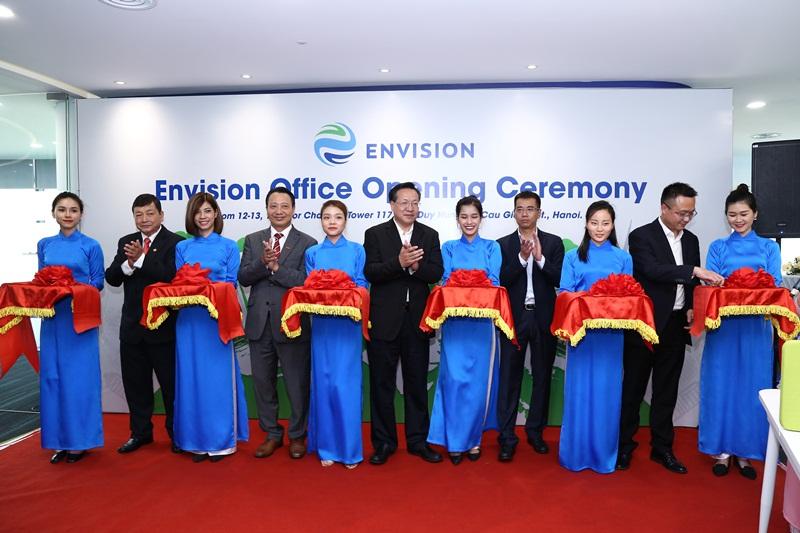 Envision Energy khai trương Văn phòng đại diện tại Việt Nam 1