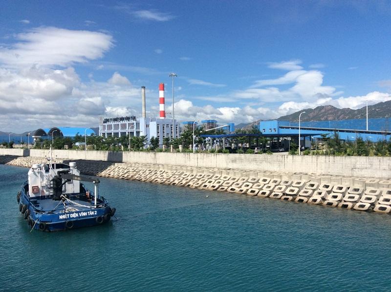 Công ty Nhiệt điện Vĩnh Tân: Góp phần đảm bảo điện mùa khô 2