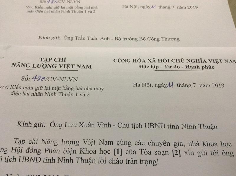 Quan điểm Bộ Công Thương, tỉnh Ninh Thuận về địa điểm ĐHN sẽ thế nào?