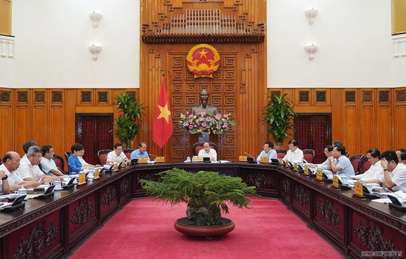 Trước nguy cơ thiếu điện, Thường trực Chính phủ họp bàn giải pháp