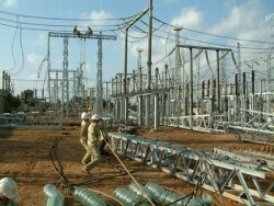 Đẩy nhanh tiến độ các dự án lưới đồng bộ với hệ thống nguồn