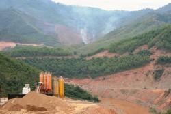 Các nhà đầu tư thủy điện chưa chú trọng trồng rừng thay thế