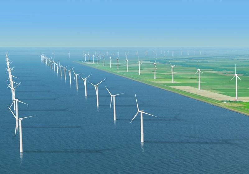 Khởi động dự án điện gió 300 MW tại Cà Mau