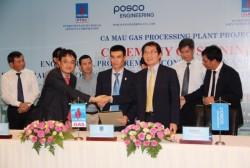 PV Gas chọn nhà thầu cho dự án xử lý khí Cà Mau