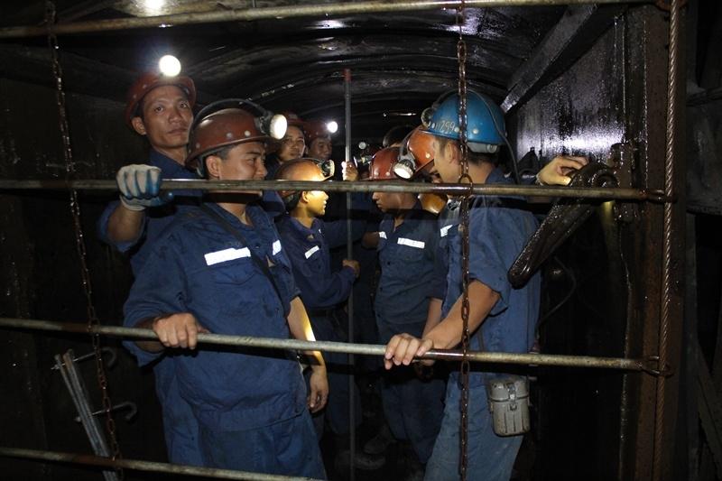 Đến với thợ mỏ Anh hùng những ngày đầu thu