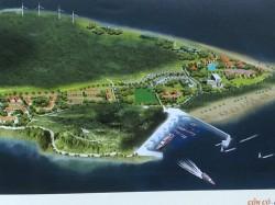 EVN chính thức tiếp nhận hệ thống điện đảo Cồn Cỏ