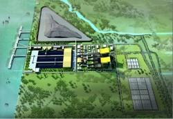 Tạm dừng gói thầu M05 dự án Nhiệt điện Sông Hậu 1