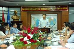 Tổng giám đốc PVN ủng hộ PV Power đầu tư năng lượng tái tạo