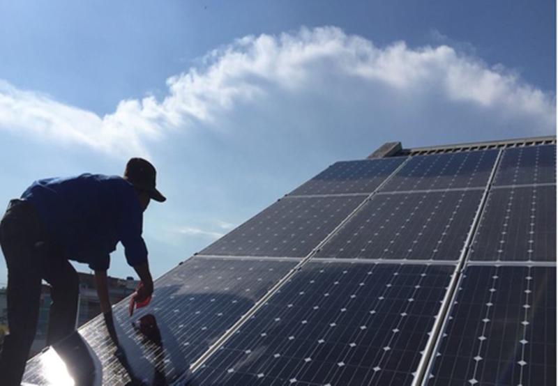 Tình hình đấu nối các dự án điện mặt trời mái nhà ở miền Trung, Tây Nguyên