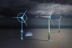 Chưa đồng thuận về diện tích mặt biển cho Ecotech Trà Vinh làm điện gió