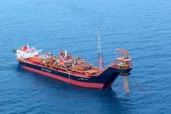 Mỏ Tê Giác Trắng đạt mốc xuất chuyến dầu thứ 100