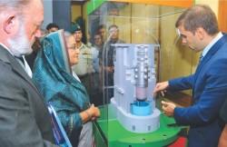 Rosatom khởi công nhà máy điện hạt nhân ở Bangladesh