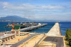NM lọc dầu Dung Quất tiếp nhận 400 chuyến dầu thô an toàn