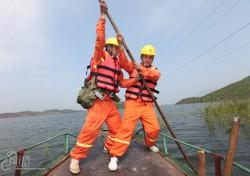 Lưới điện bị sự cố do bão sẽ được khôi phục trong ngày 19/9