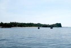 Chuẩn bị đưa điện ra đảo Bé bằng cáp ngầm xuyên biển