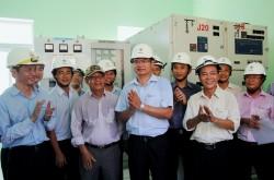 Đóng điện kỹ thuật dự án cấp điện cho đảo Cù Lao Chàm