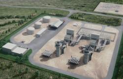 AES muốn đầu tư chuỗi dự án Nhà máy điện Sơn Mỹ 2
