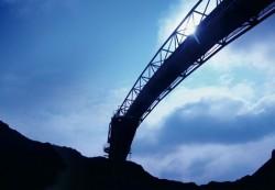 Chuẩn bị vận hành băng tải than Khe Ngát - Điền Công