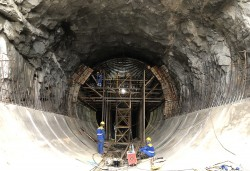 Cập nhật tiến độ dự án Thủy điện Tích năng Bác Ái