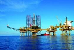 Một số mỏ dầu khí của PVEP đang khai thác với lưu lượng cao