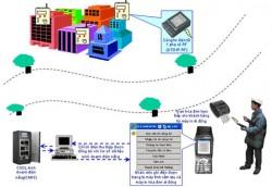 EVN CPC thí nghiệm lắp thiết bị ghi số điện từ xa