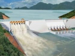 Ký hợp đồng gói thầu thi công xây lắp dự án Thủy điện Trung Sơn