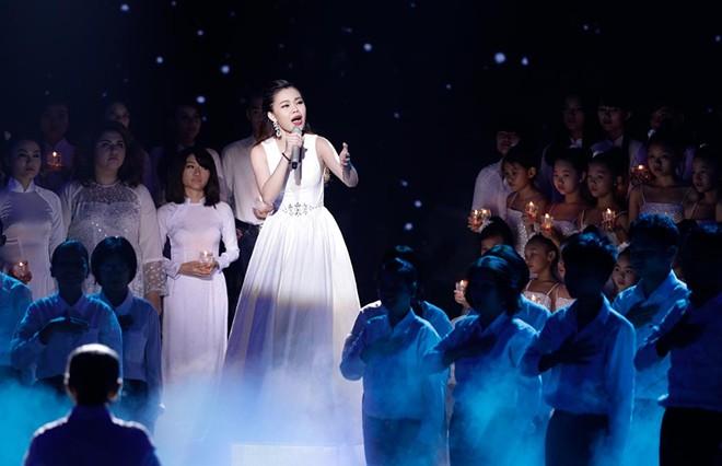 Toàn cảnh chung kết X - Factor: Nhân tố bí ẩn 2014