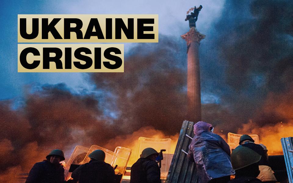 Tại sao khủng hoảng Ukraine là lỗi của phương Tây?