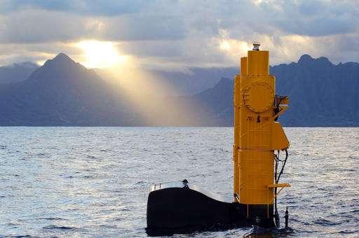 Điện từ sóng biển có thể cạnh tranh với nhiệt điện than 2
