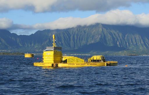 Điện từ sóng biển có thể cạnh tranh với nhiệt điện than 3