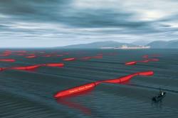 Điện từ sóng biển có thể cạnh tranh với nhiệt điện than