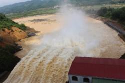 Kết luận bước đầu về Thủy điện Hố Hô xả nước