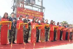 Thái Nguyên tiến gần mục tiêu hoàn thiện lưới điện nông thôn