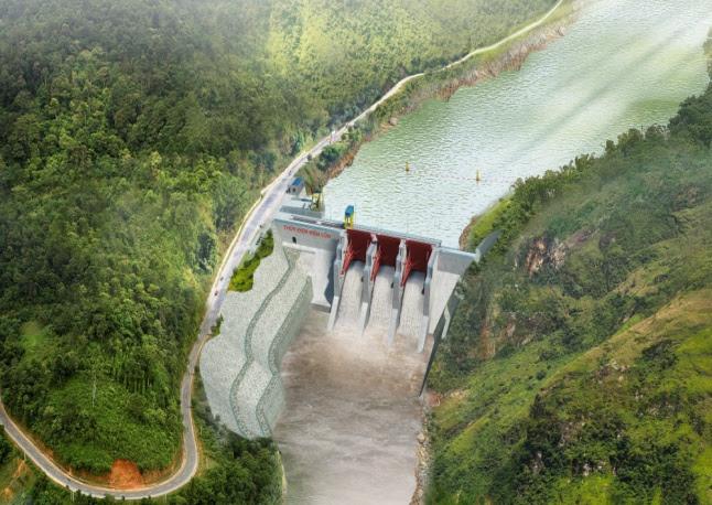 Kết quả hình ảnh cho thuỷ điện Nậm Thơn