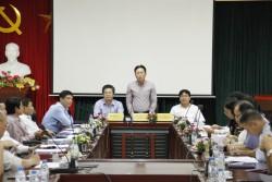 Công bố Nghị quyết liên tịch về Nhiệt điện Thái Bình 2