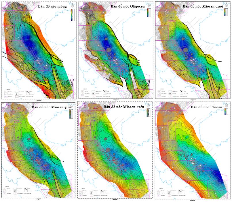 VPI nghiên cứu sự hình thành, tích tụ dầu khí bể Sông Hồng