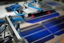 Đối tác Úc muốn xây nhà máy sản xuất pin mặt trời tại Vũng Tàu