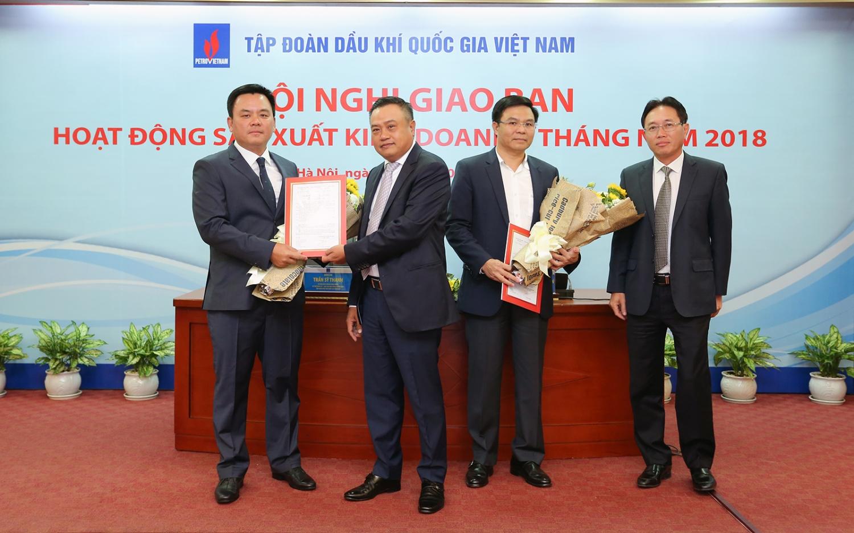 Tân Phó tổng giám đốc PVN Nguyễn Xuân Hòa là người thế nào? 1