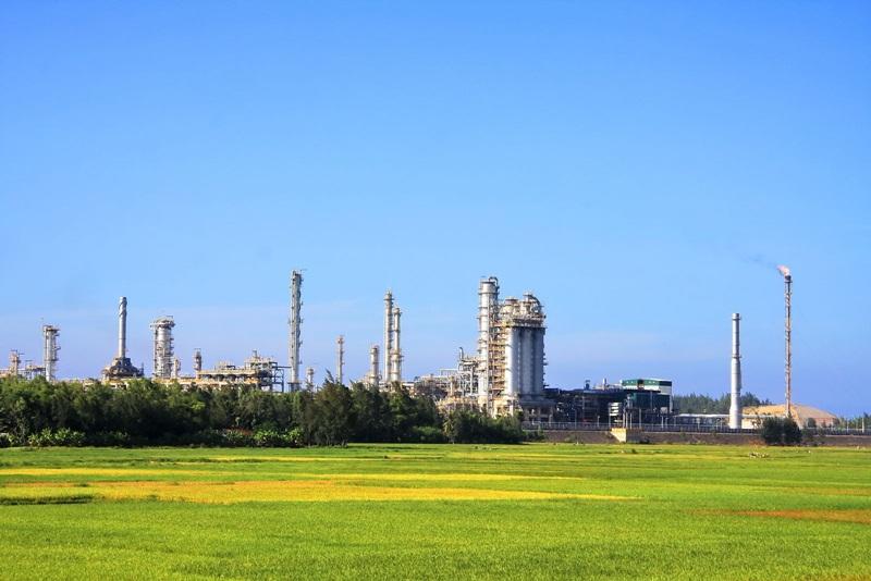 Tình hình hoạt động của Công ty CP Lọc hóa dầu Bình Sơn 1