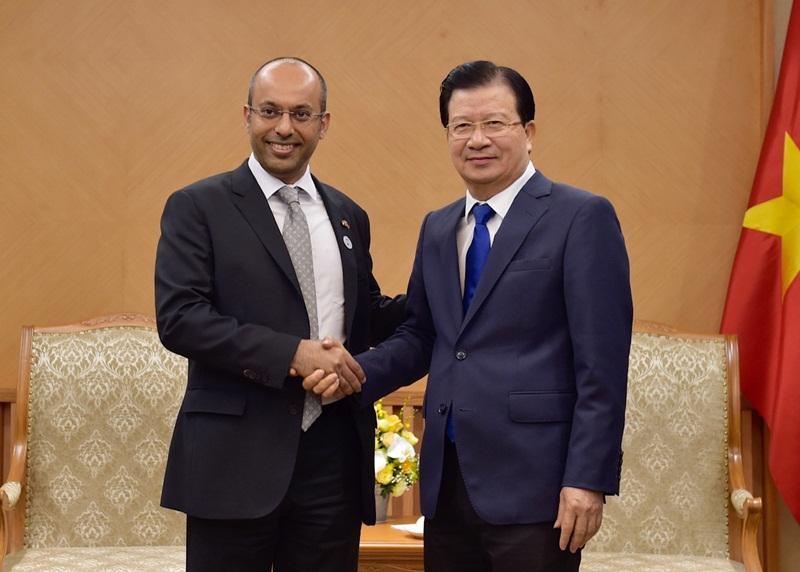 Mubadala muốn phát triển các mỏ dầu khí quy mô nhỏ ở Việt Nam 1