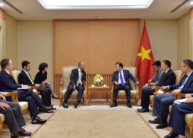 Mubadala muốn phát triển các mỏ dầu khí quy mô nhỏ ở Việt Nam 2