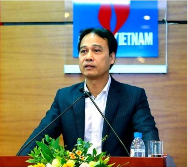 Chân dung Tổng giám đốc Vietsovpetro Nguyễn Quỳnh Lâm 1