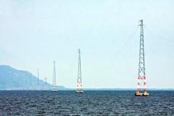 'Đảo Hải Tặc' chính thức có điện lưới quốc gia