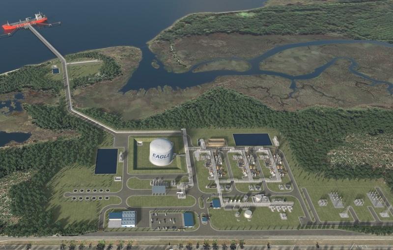 Chuyển đổi nhiên liệu cho Trung tâm Điện lực Tân Phước và Long An